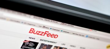 Buzzfeed issued strike-off warning over late company accounts