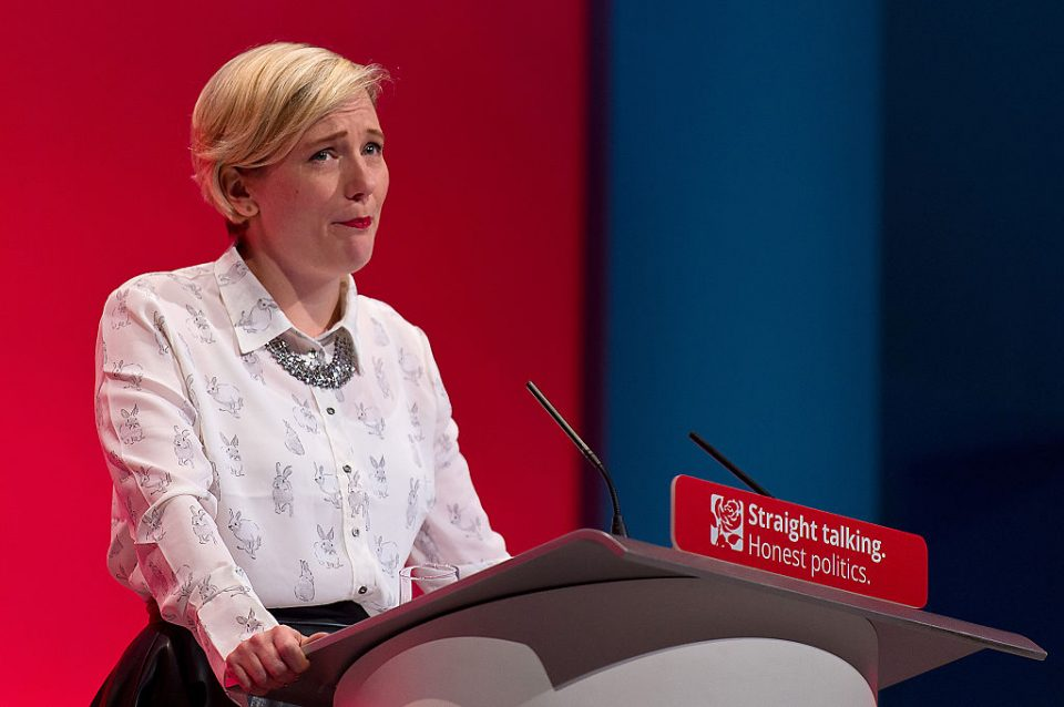 Stella Creasy was one of 104 Labour MPs elected last night
