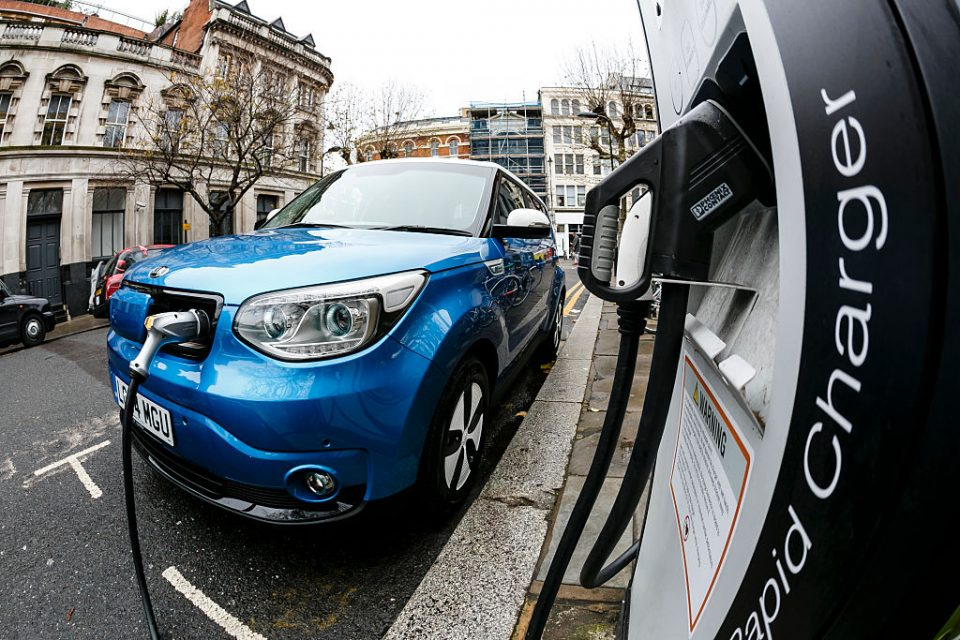 Electric cars have never been more popular in the UK