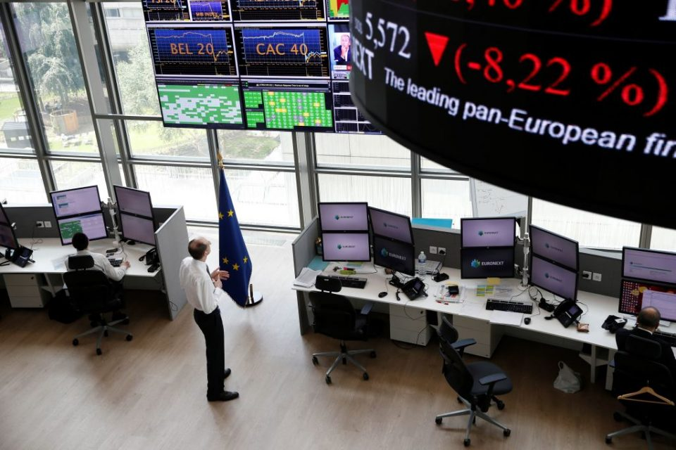 European stocks have worst day in two months on fresh Donald Trump tariffs