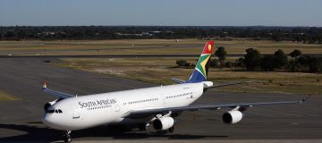 South African Airways placed into bankruptcy protection to avoid 'uncontrolled implosion'