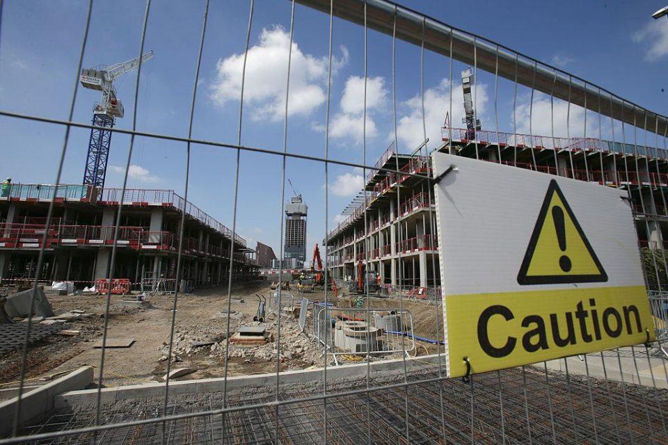 UK construction sector shrinks again amid election uncertainty