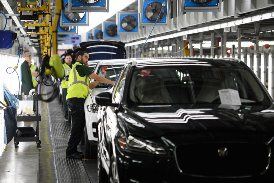 Jaguar Land Rover is owned by Indian conglomerate Tata