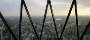 Londons Iconic Gherkin Building Up For Sale