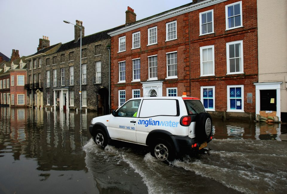 Anglian Water remains on track after business transformation