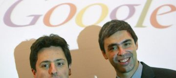 Google founders make way as tech giant gears up for new era