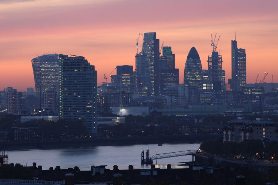 Total value of UK M&A deals rises by £15bn in 2019