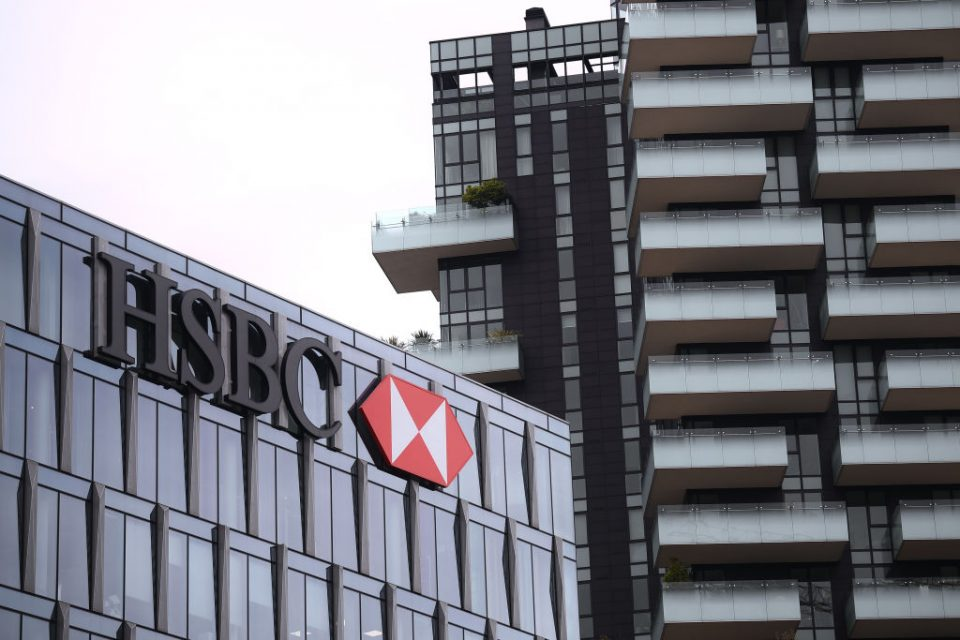 ITALY-BUSINESS-HSBC