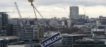 Construction disputes rise as Carillion fallout continues to hurt industry