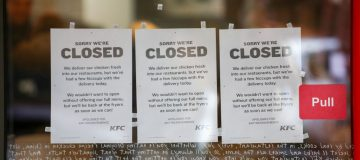If you need to communicate bad news to customers, learn from KFC