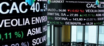 European stocks creep higher ahead of General Election
