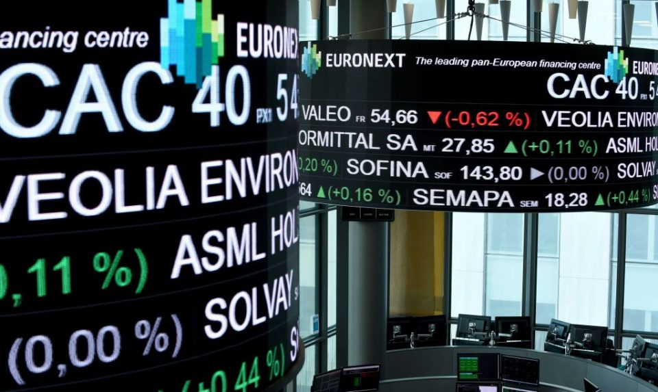 European stocks creep higher ahead of General Election