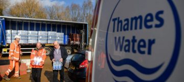 Thames Water hires advisers on £12bn debt ahead of crucial Ofwat ruling