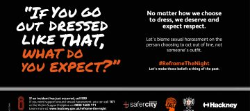 City of London Corporation puts up posters in City pubs in bid to combat sexual harassment