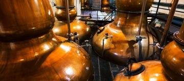 Whisky business: A wintry trip to the magical Highlands