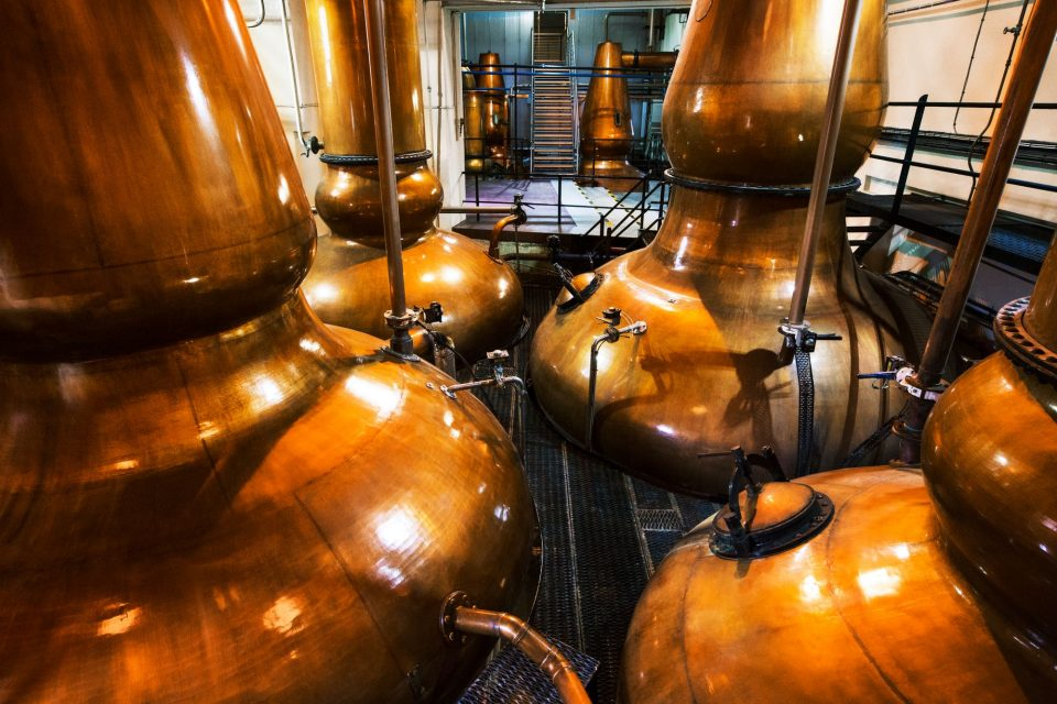 Whisky business: A wintry trip to the magical Highlands - CityAM