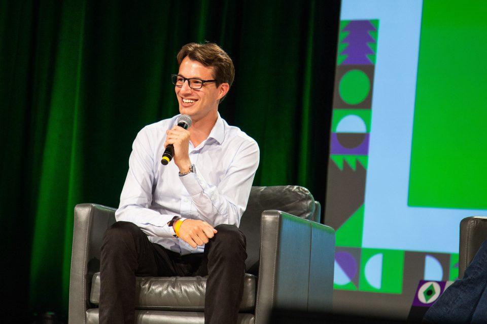 Duolingo co-founder Severin Hacker