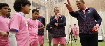 Rajasthan Royals UK Academy