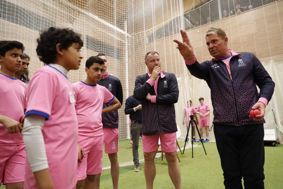 Rajasthan Royals UK Academy