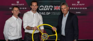 SailGP aiming to make a splash with Ben Ainslie on board for second season
