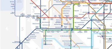TfL updates Tube map to include Crossrail stations for the first time