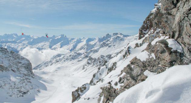 Sky-high skiing and Mario Kart sledding in France's Three Valleys