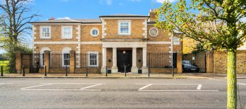 Property of the Week: This £20m Fulham mansion has The Hurlingham Club and a heliport on its doorstep