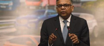 Tata turns over £84bn a year