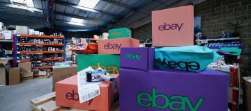 General Views of eBay Headquarters fake reviews facebook
