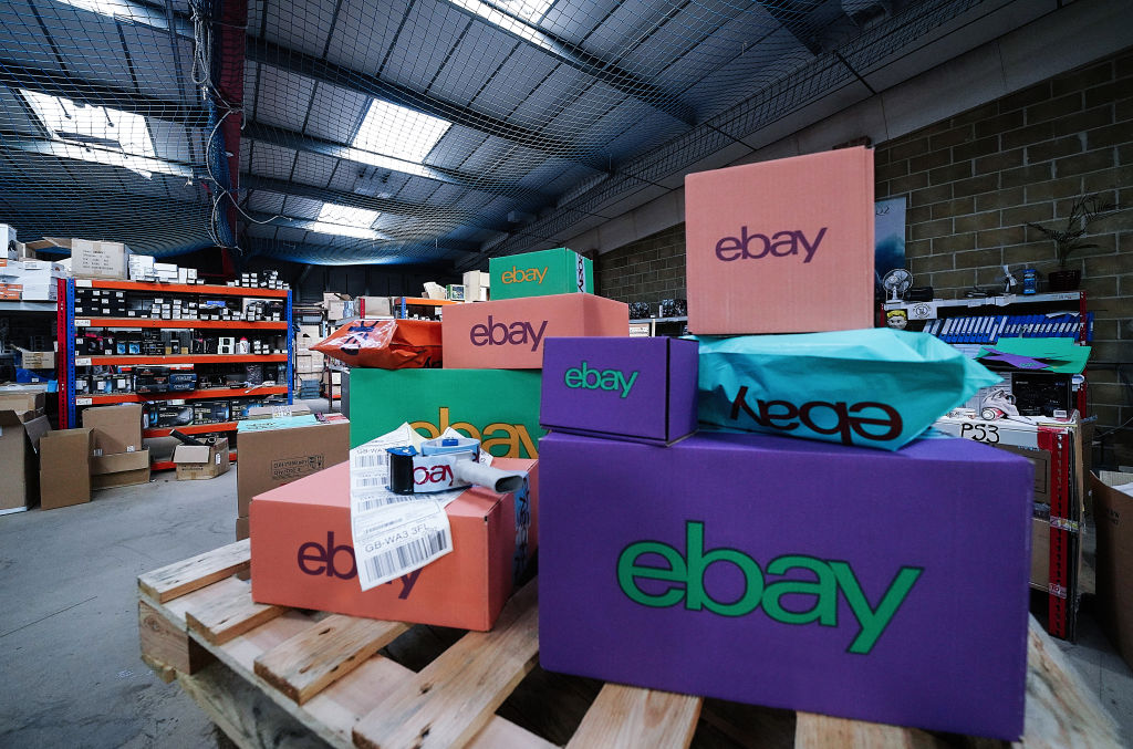 Ebay mulls letting users pay in Bitcoin - CityAM