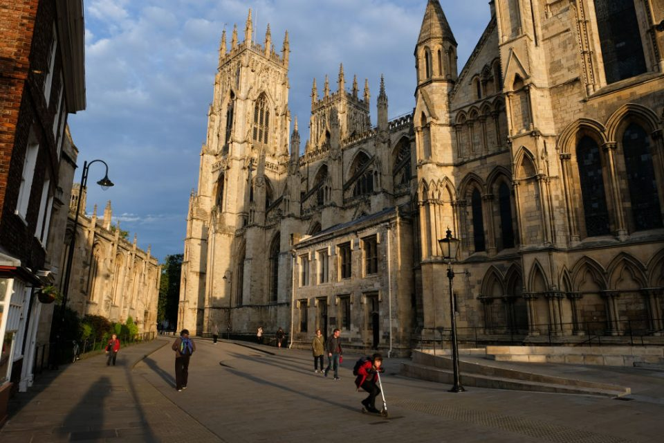 York Minster's Impressive Organ Receives First Overhaul In 100 Years