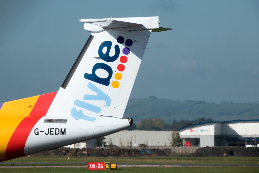 Flybe was saved by the government earlier this week