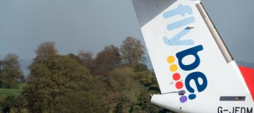 Flybe has become the centre of a 'state aid' row after in recent weeks