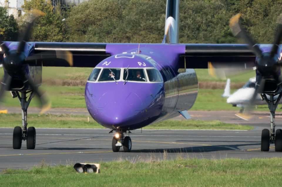 Flybe is in the midst of last ditch rescue talks with government officials