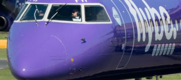 Flybe is in last-ditch talks with the government over a bail-out