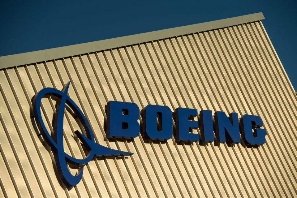 In 2018, Boeing opened a new manufacturing facility in Sheffield