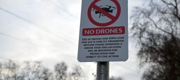 In December 2018 Gatwick Airport was forced to suspend all flights because of a drone attack