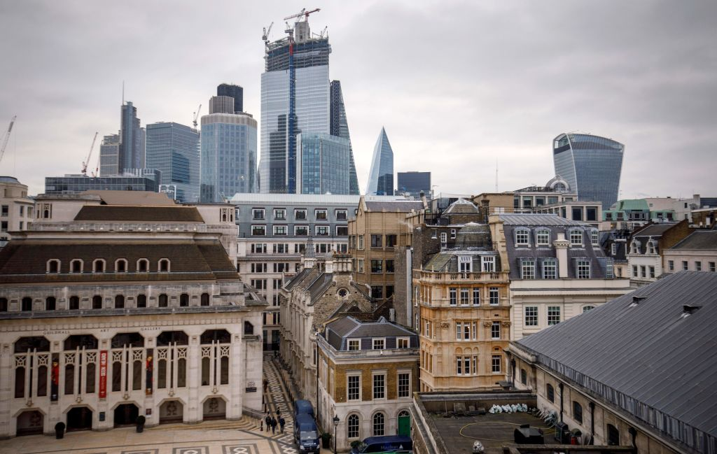 London firms now more pessimistic about Brexit than rest of country