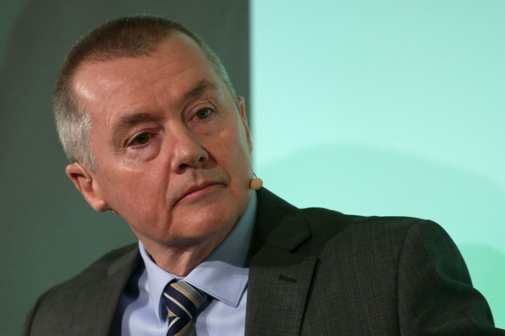 Willie Walsh steps down in March (Getty)