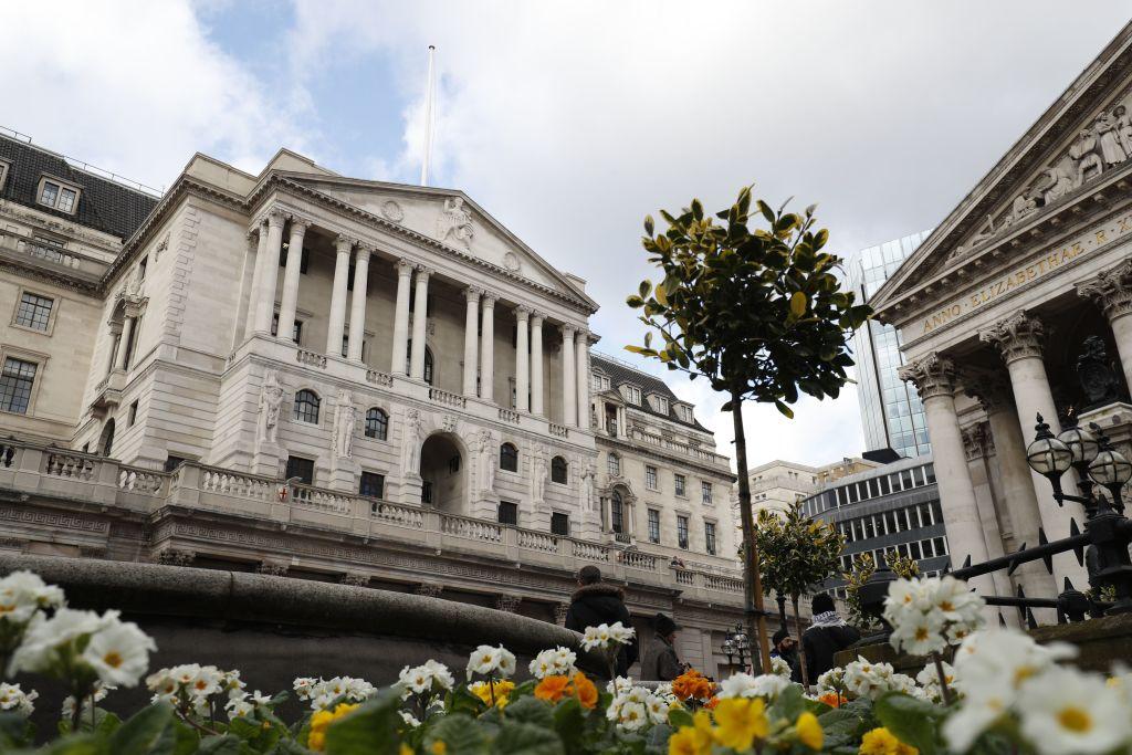 FILES-BRITAIN-ECONOMY-BANKING-BOE-FOREX