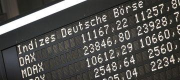GERMANY-ECONOMY-FINANCE-DEUTSCHE-BOERSE