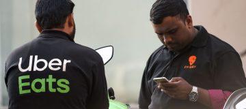 INDIA-ECONOMY-FOOD-TECHNOLOGY
