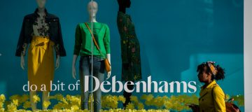 Debenhams Stores To Close After Chain Falls Into Administration