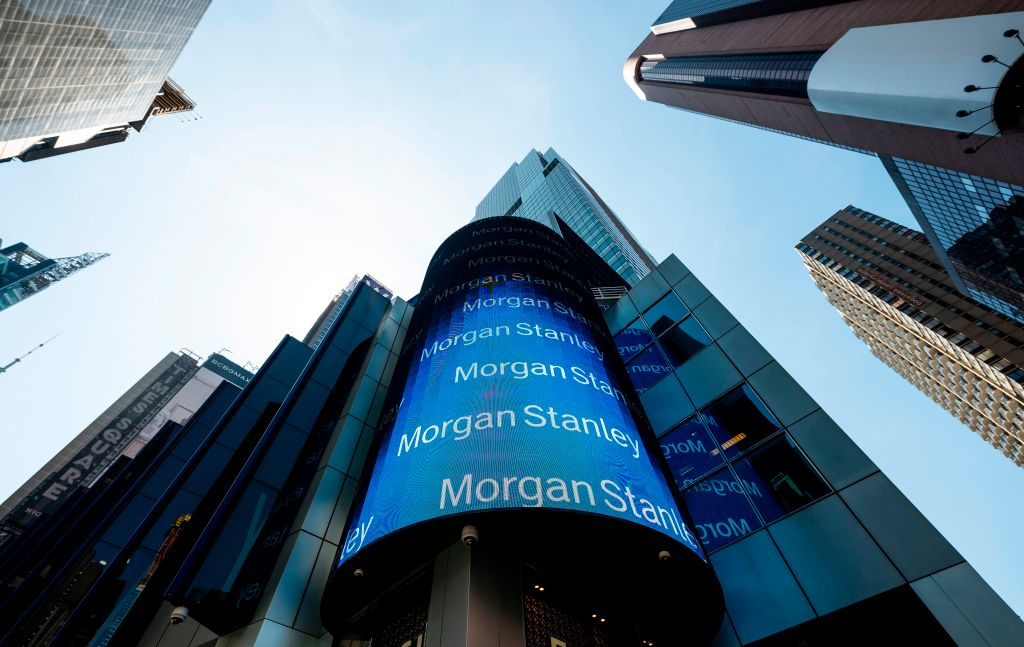 Morgan Stanley caps off earnings season with record profit