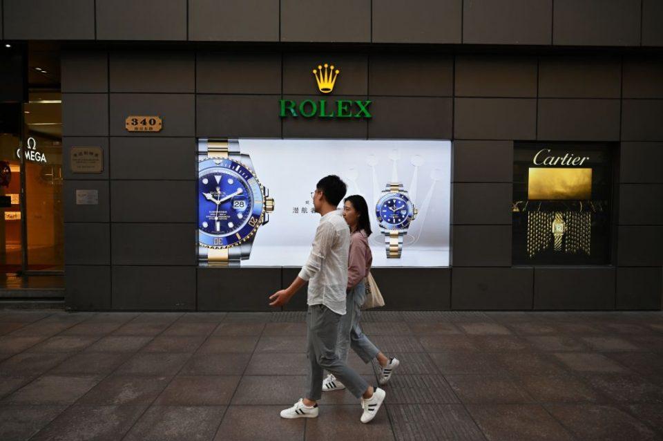 Surge in investor visa applications from China's super-rich - CityAM