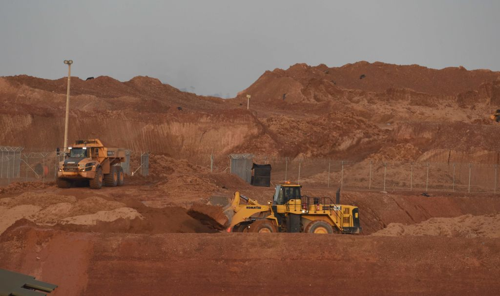 Centamin's shares rose over five per cent today as the gold miner's fourth quarter results vindicated its decision to resist a takeover offer from mining giant Endeavour.
