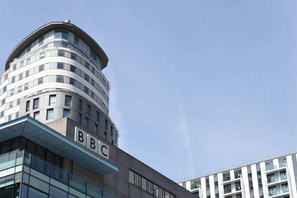 BRITAIN-TELEVISION-MEDIA-MEDIACITYUK-BBC