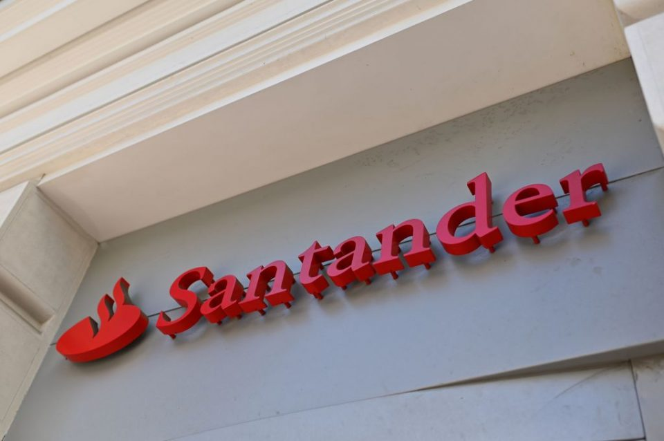 Santander annual profit falls 12 per cent on one-time charges - CityAM
