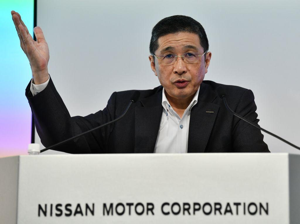 Ghosn blamed Hiroto Saikawa, his successor as Nissan chief executive