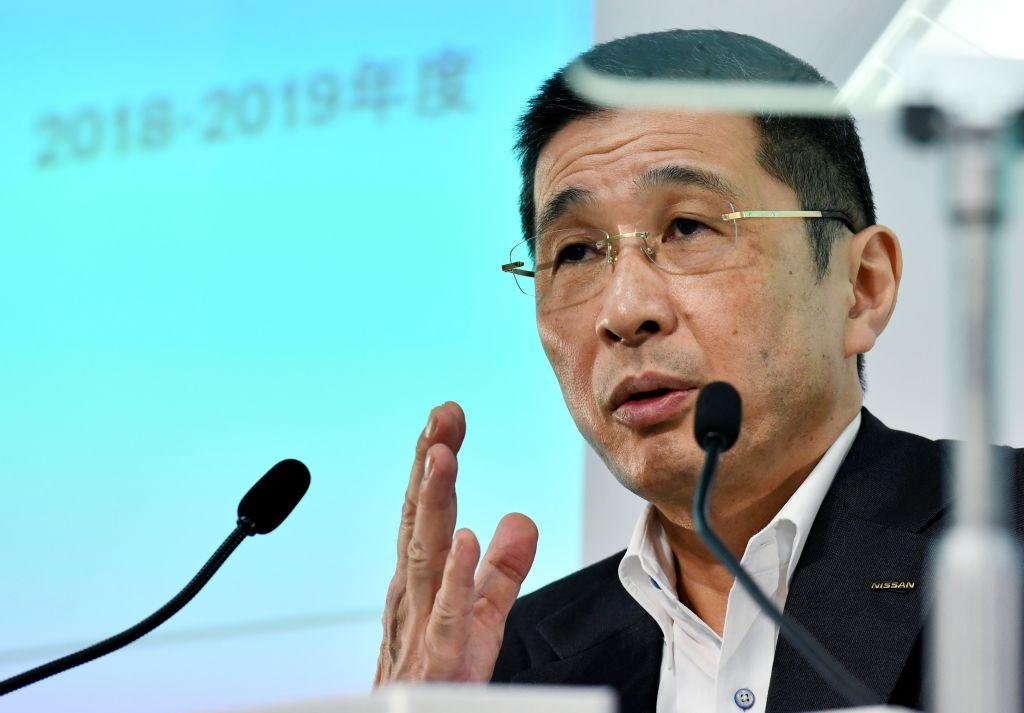 Saikawa succeeded Ghosn as Nissan chief executive